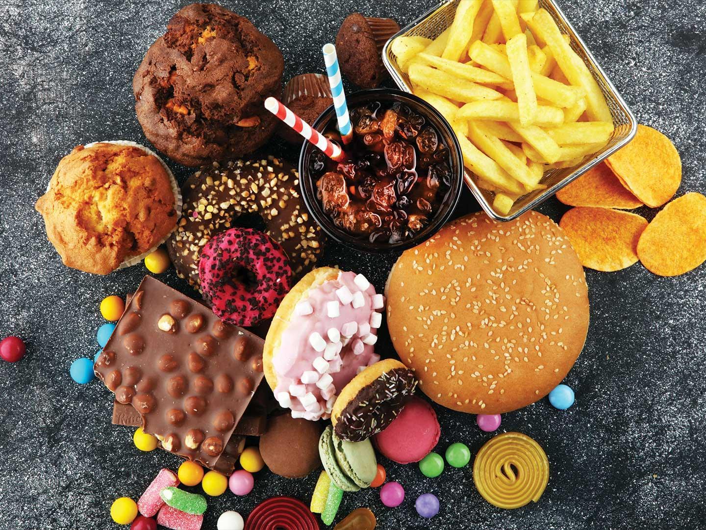 Nezdrava prehrana